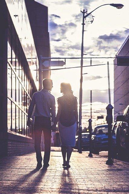 randka na mieście - scenariusz
